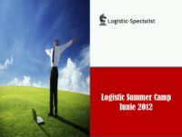 curs logistica si supply chain logistc summercamp iunie 2012