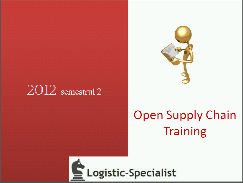 cursuri logistica si supply chain