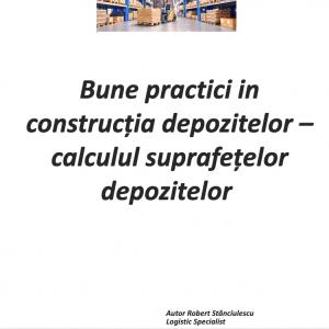 Bune practici in constructia depozitelor